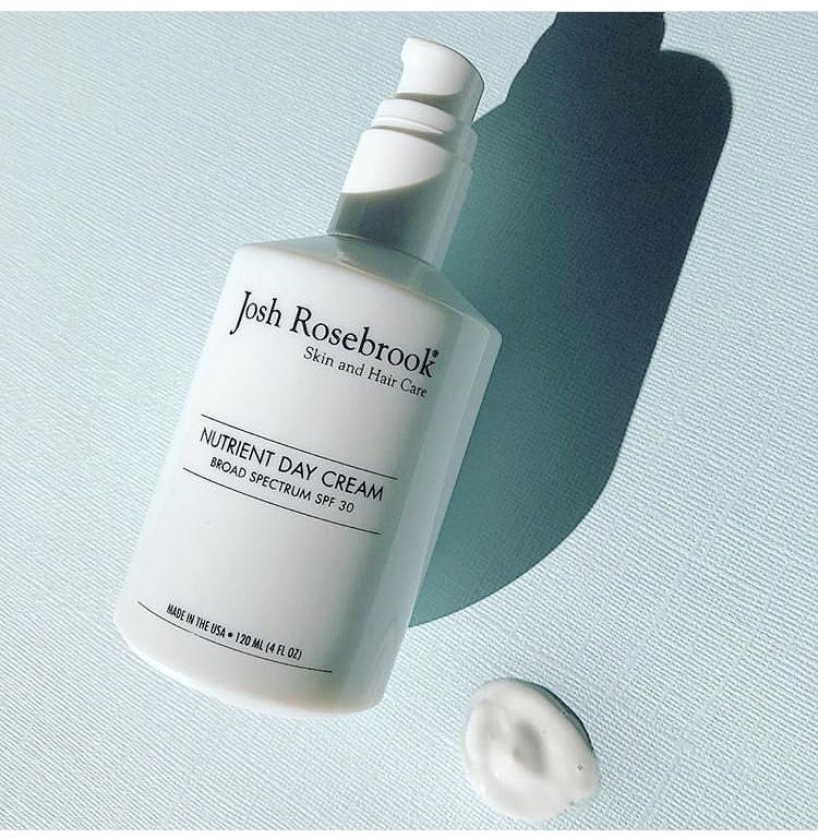 JOSH ROSEBROOK - Nutriment Day Cream SPF 30 - 60 ml