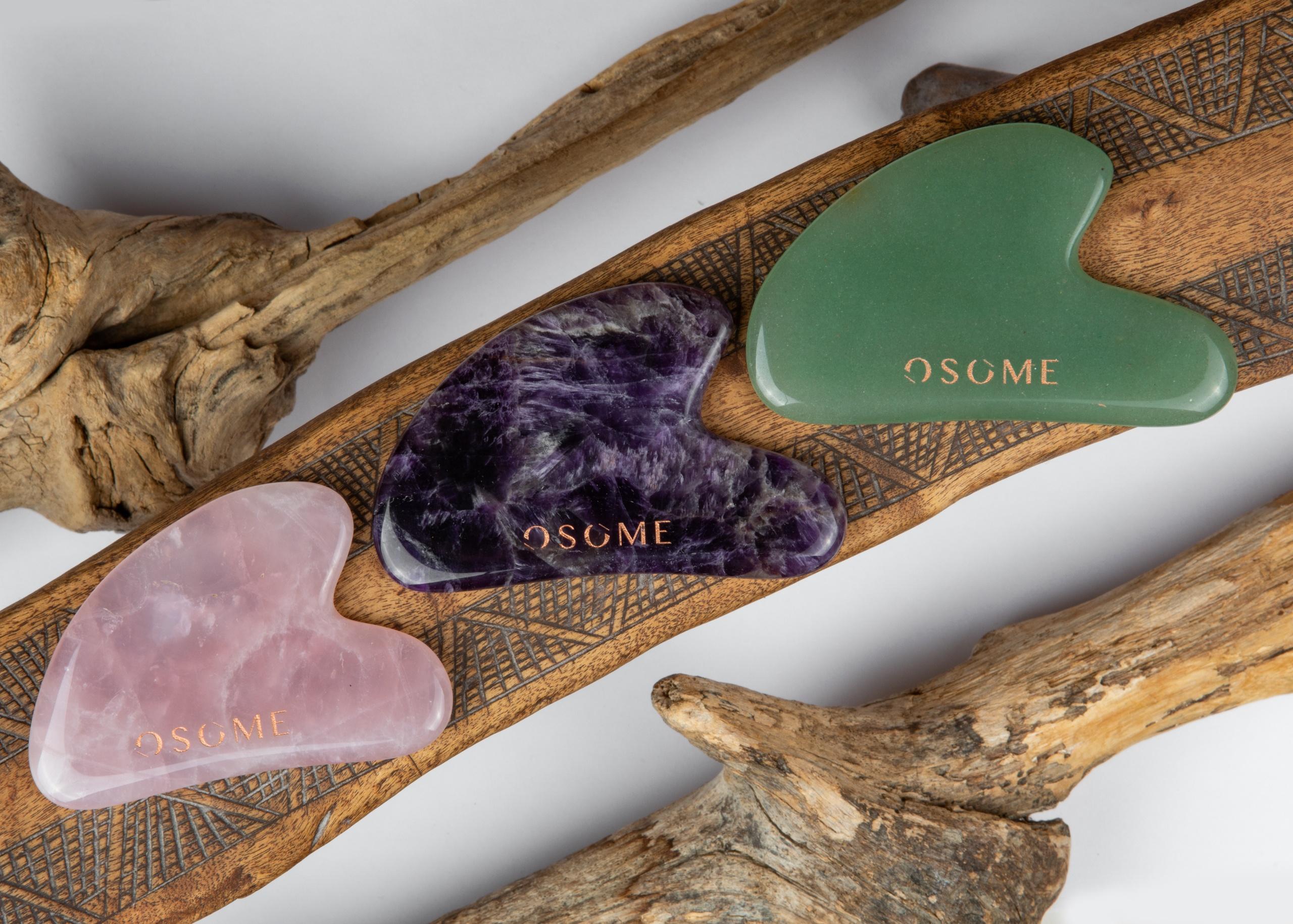 OSOME - Gua Sha Massage visage