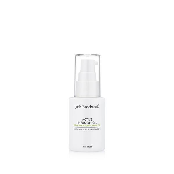JOSH ROSEBROOK - Huile visage Rétinol et Vitamine C - 30 ml