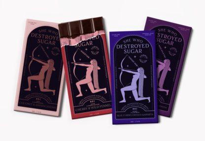 cosmic dealer tablette de chocolat 85% cacao